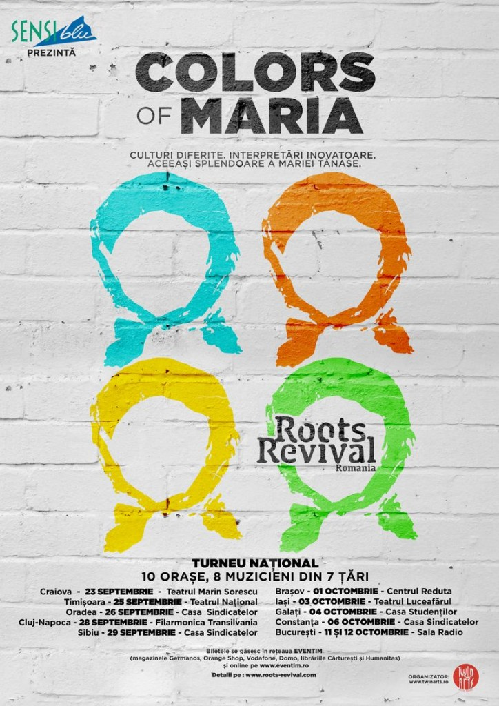 Roots revival , Colors of Maria
